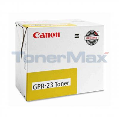 CANON GPR-23 TONER YELLOW